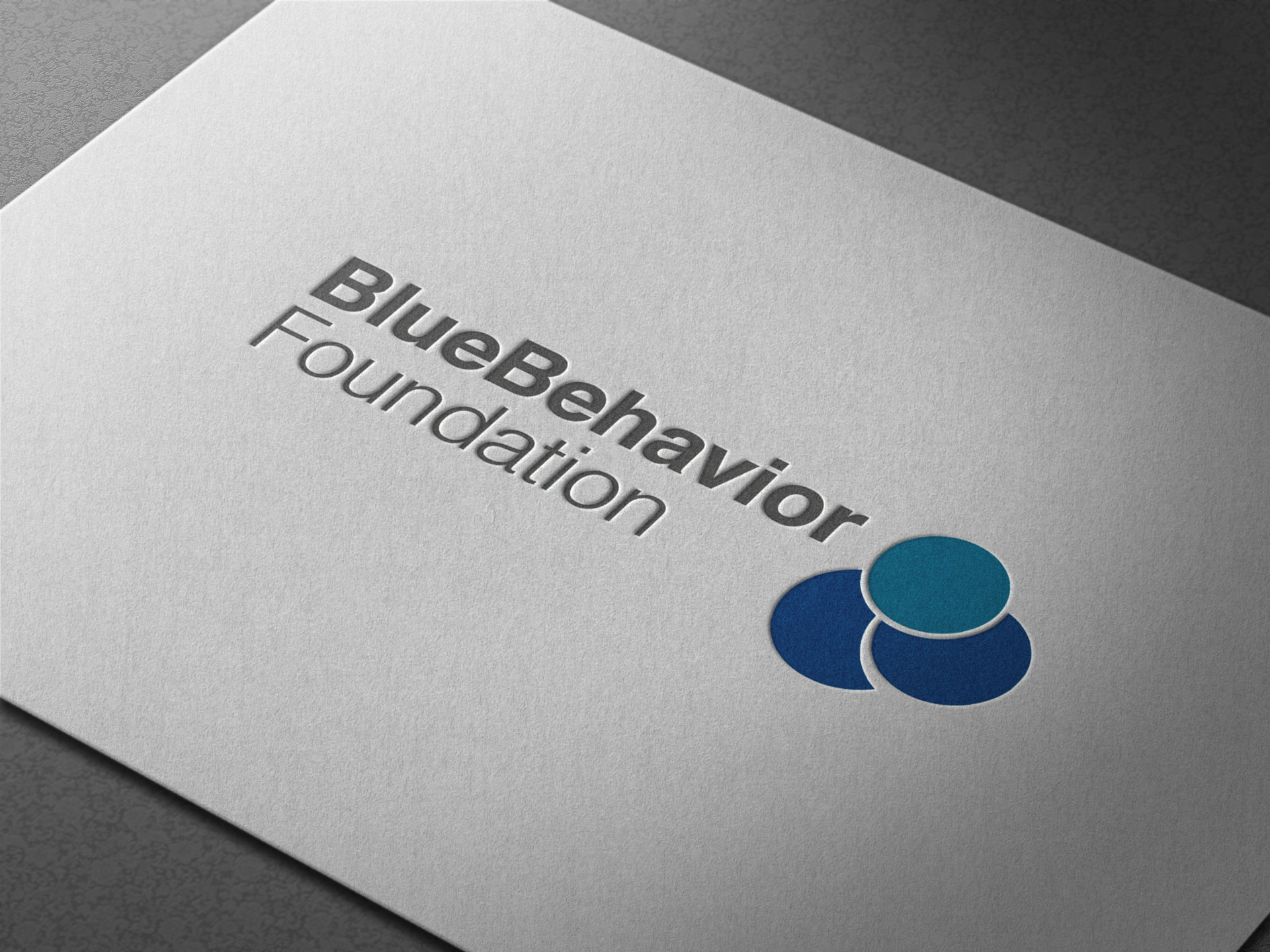 BlueBehavior Foundation Logo